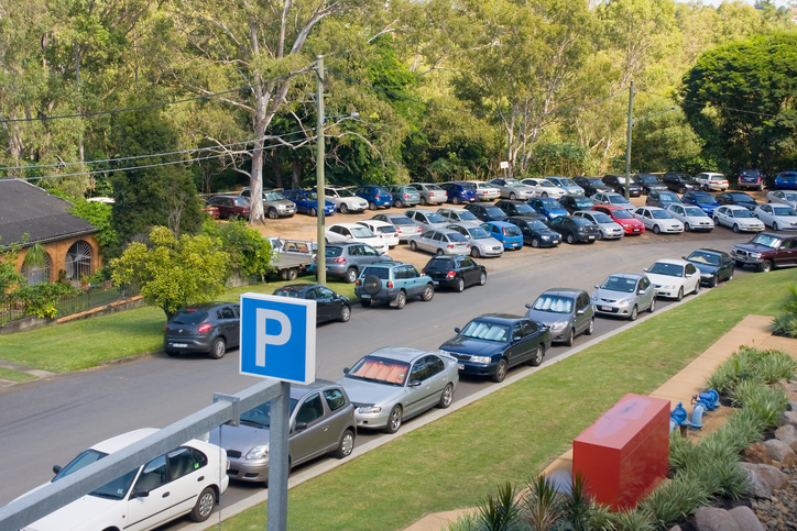 Small Business Car Parking Exemption